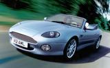 Aston Martin DB7 Vantage (1999)