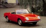 Fiat 850 Spider (1967)