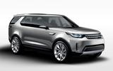 Land Rover Discovery Vision concept (2014)