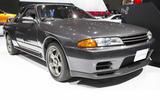 Nissan Skyline GT-R R32 (1989)