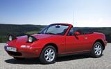 Mazda MX-5 Miata – low weight