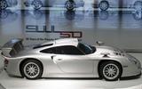 8: Porsche 911 GT1 Strassenversion (1996)