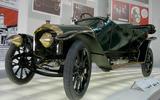 Audi: Type A (1910)