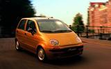 Daewoo Matiz (first generation, 1998)
