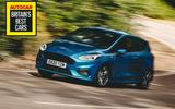 Britain's Best Small Car 2020: Ford Fiesta
