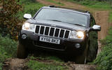 Jeep Grand Cherokee V8 (2005-2010), £3500-£12,000