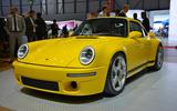 RUF's resurrected Yellow Bird
