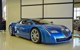 Bugatti 18/3 Chiron concept (1999)