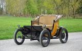 Drive a pre-WWII car