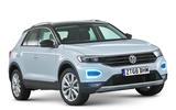 BEST BUY - MORE THAN £20,000 - Volkswagen T-Roc 1.5 TSI Evo Design