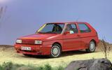 Volkswagen Rallye Golf (1989)