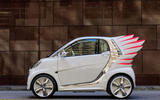 Smart ForTwo ED by Jeremy Scott (2012)