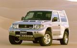 7: Mitsubishi Pajero Evolution (1997)