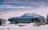 Aston Martin DBS (On Her Majesty's Secret Service - 1969)