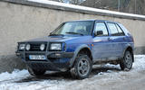 Volkswagen Golf Country (1990)