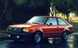 Escort (first generation for America, 1981)