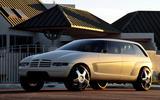 Wagoneer 2000 concept (1991)