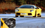 Lamborghini Diablo and Murciélago