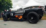 Packard-Bentley ('Mavis'): 41.8 litres
