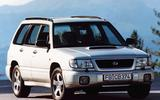 Subaru Forester S-Turbo (1999)