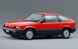 Honda CRX (1984)