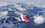 Honda's private jets