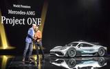 Lewis Hamilton & Mercedes chairman Dieter Zetsche