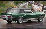 Unsold: 1968 Green Hornet prototype – $1.8 million (2013)