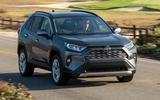 3: Toyota RAV4  - 837,624 sales