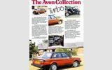 Triumph Avon Acclaim Turbo (1983)