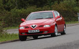 ALFA ROMEO 166 1996-2007