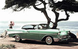 13: 1957 Chevrolet Bel Air Hardtop