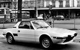 Fiat X1/9 (1974)