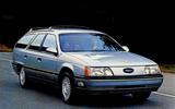 Ford Taurus (National Lampoon's Christmas Vacation, 1989)