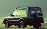 Honda Crossroad (1993, first generation)