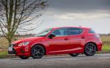 Lexus CT – £26,275