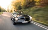 Mechatronic Mercedes