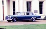 Mercedes-Benz 600 (On Her Majesty's Secret Service - 1969)