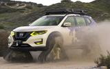 Nissan Rogue Trail Warrior (2017)