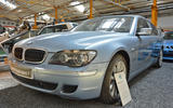 BMW Hydrogen 7 (2005)