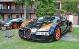 Bugatti Veyron Grand Sport Vitesse (2013)