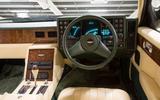 Lagonda Series 4: Interior