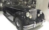 Jaguar Mark V (1948)
