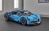 Bugatti Chiron (Technic set #42083, US$340/£240)
