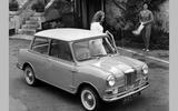 Mini (1961) – 3 models