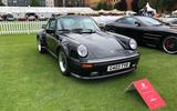 1989 Porsche 930 Turbo LE