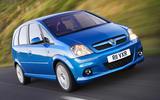 Vauxhall Meriva VXR (2006-2009), £1500-£5000