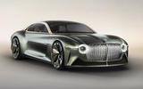 27: Bentley EXP 100 GT