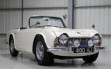 82 1961 Triumph TR4