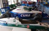 Dallara-Chevrolet IndyCar